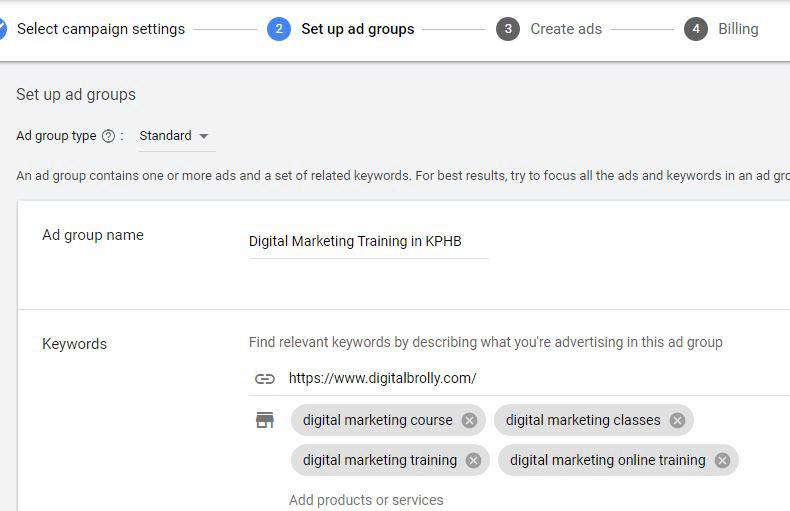 Free Google Adwords Tutorial - Google Ads Types & Process 2021